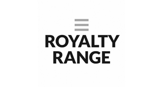 Royalty range